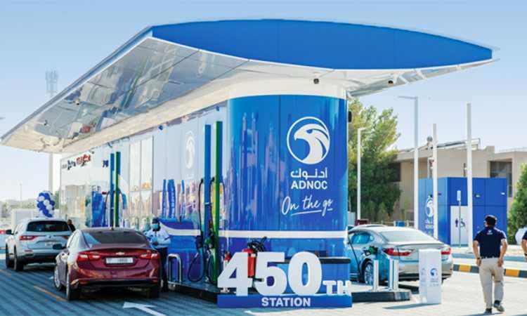 adnoc expansion drive gains pace