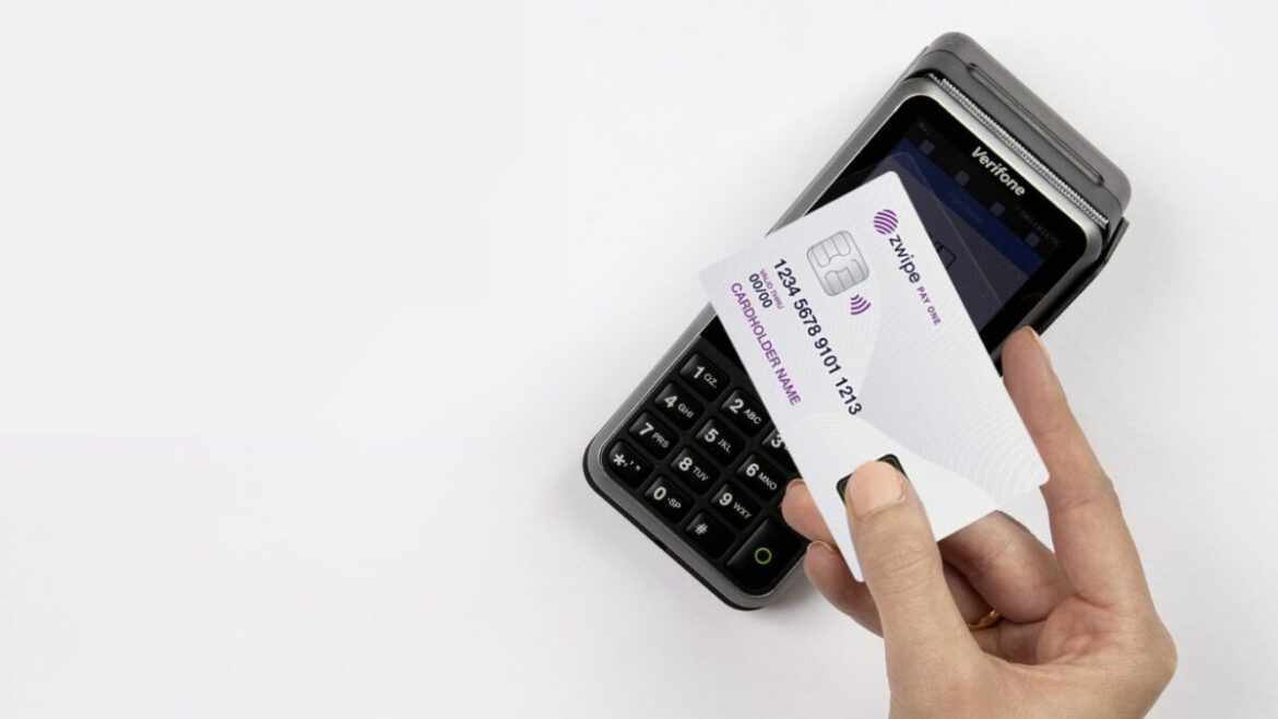 africa payment zwipe biometric cards