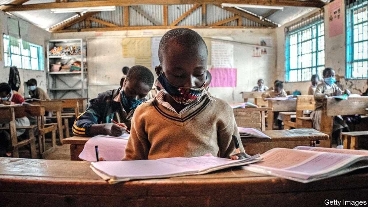 africa school covid window reform