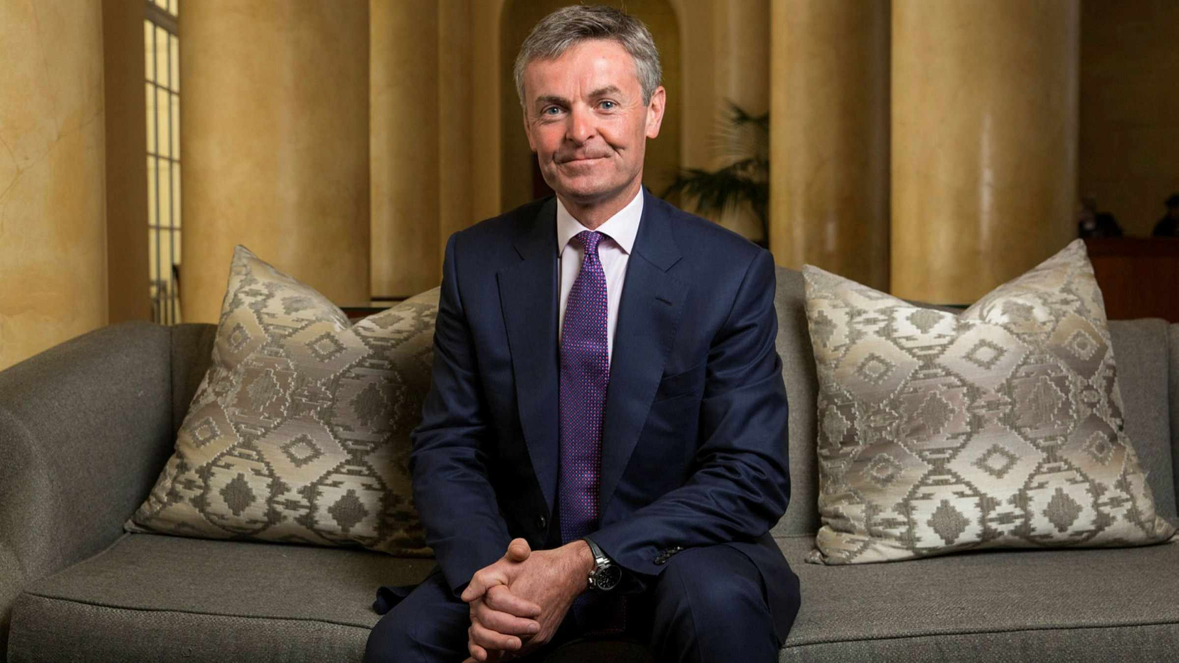 africa tullow chief targets assets