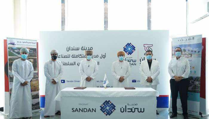agreement residential tourism complex signed