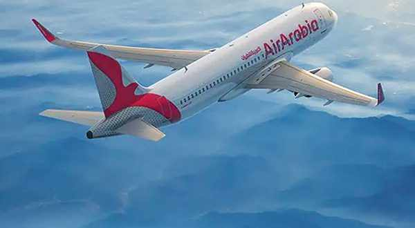 air-arabia arabia flights almaty sharjah