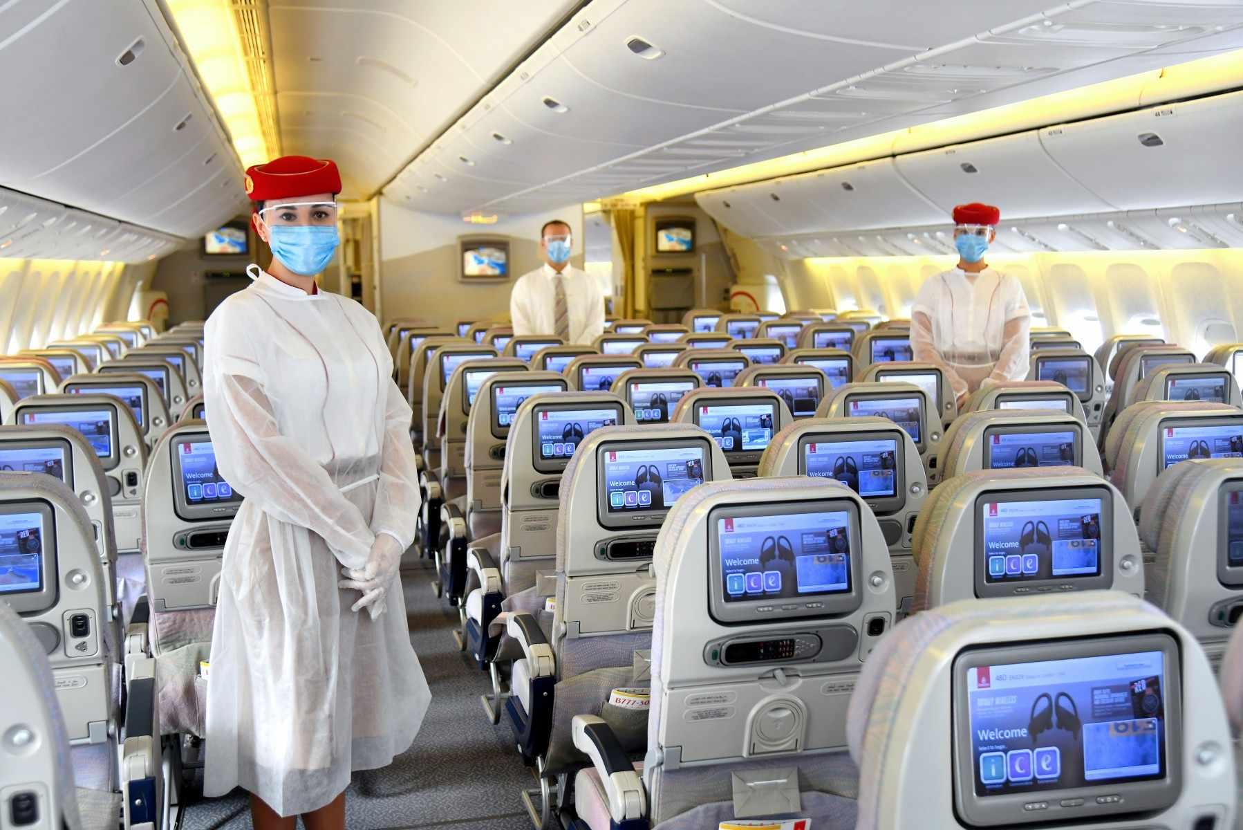 airline emirates world safest response