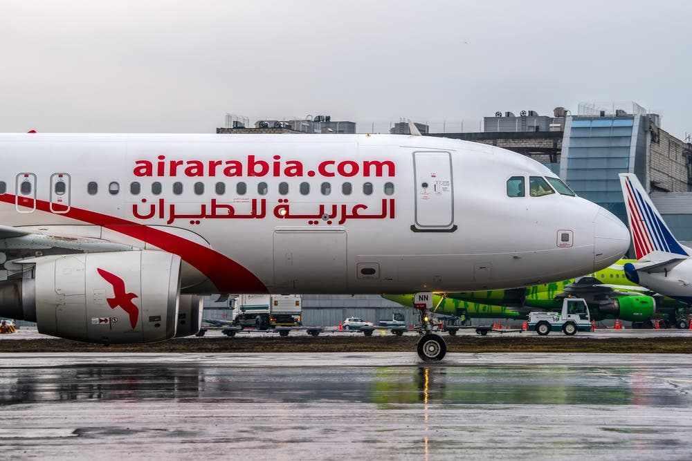 airlines arabia global airfinance tops
