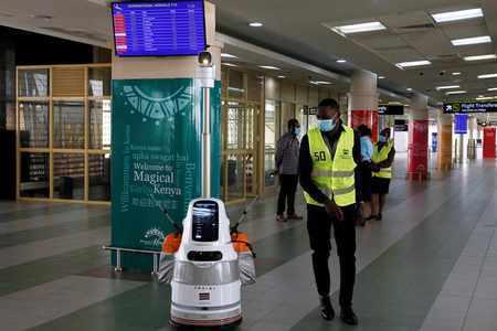 airport kenya tech boost fight