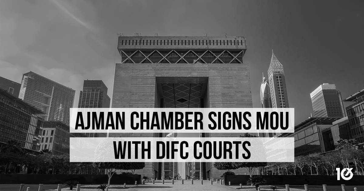 ajman difc chamber courts mou