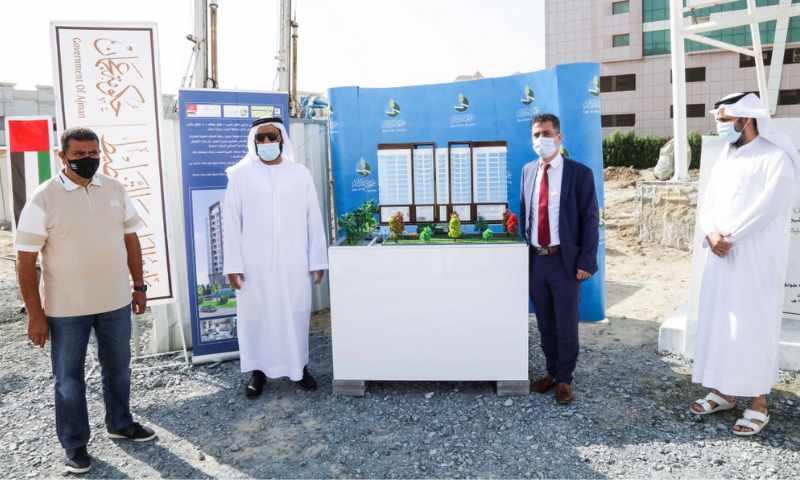 ajman endowment dar ber projects