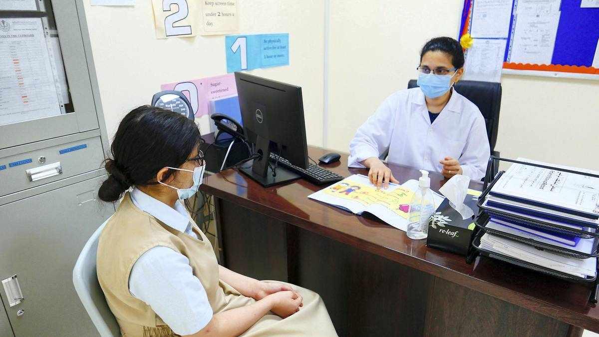 ajman pupils exams covid schools