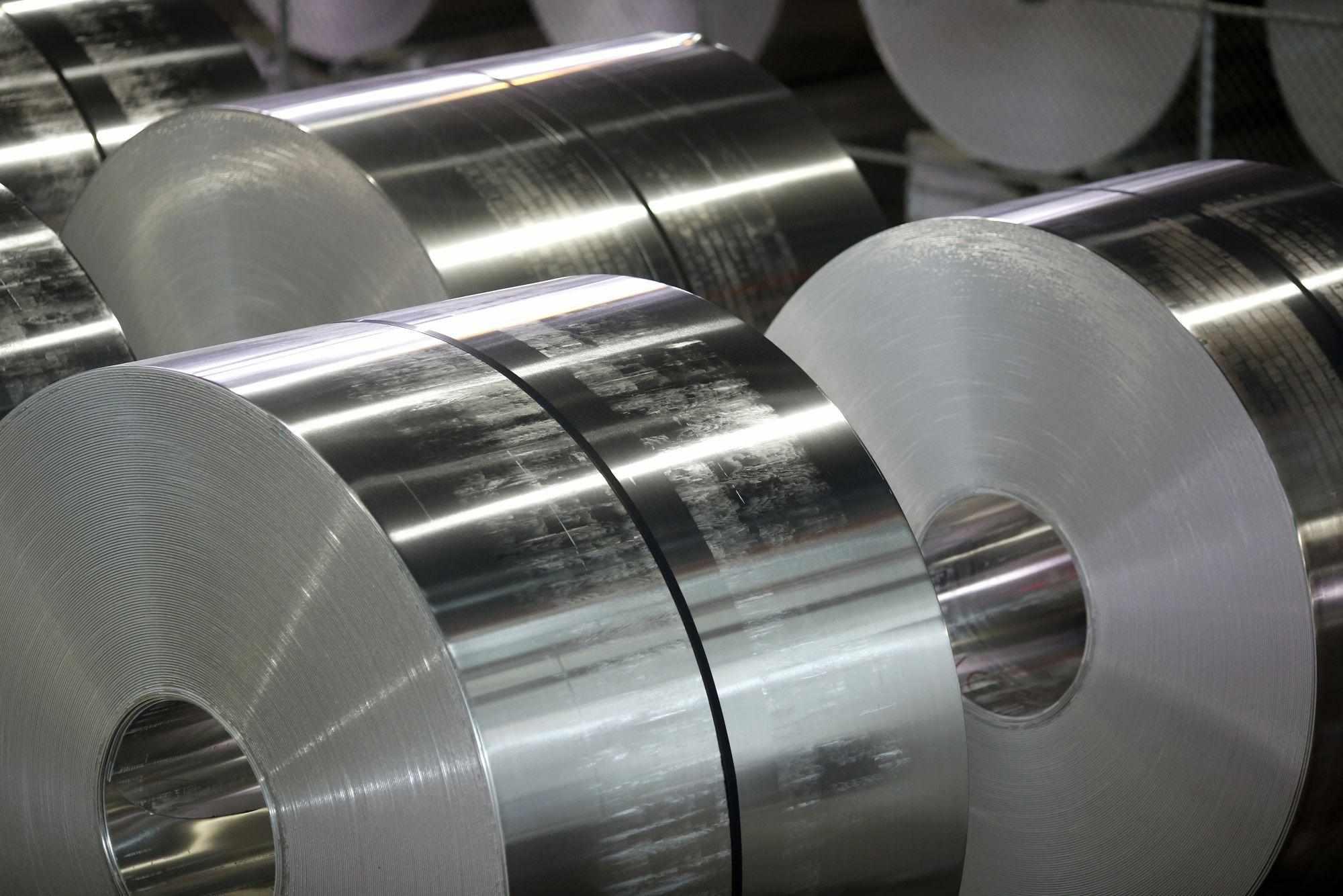 alcoa demand posts profit aluminum