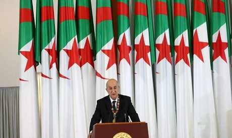 algerian president budget deficit gaping