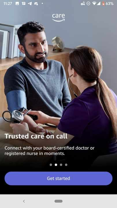 amazon care job