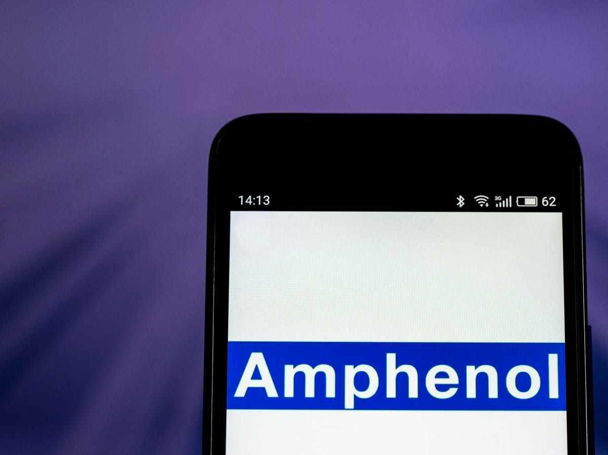 amphenol stocks theme supplier borgwarner