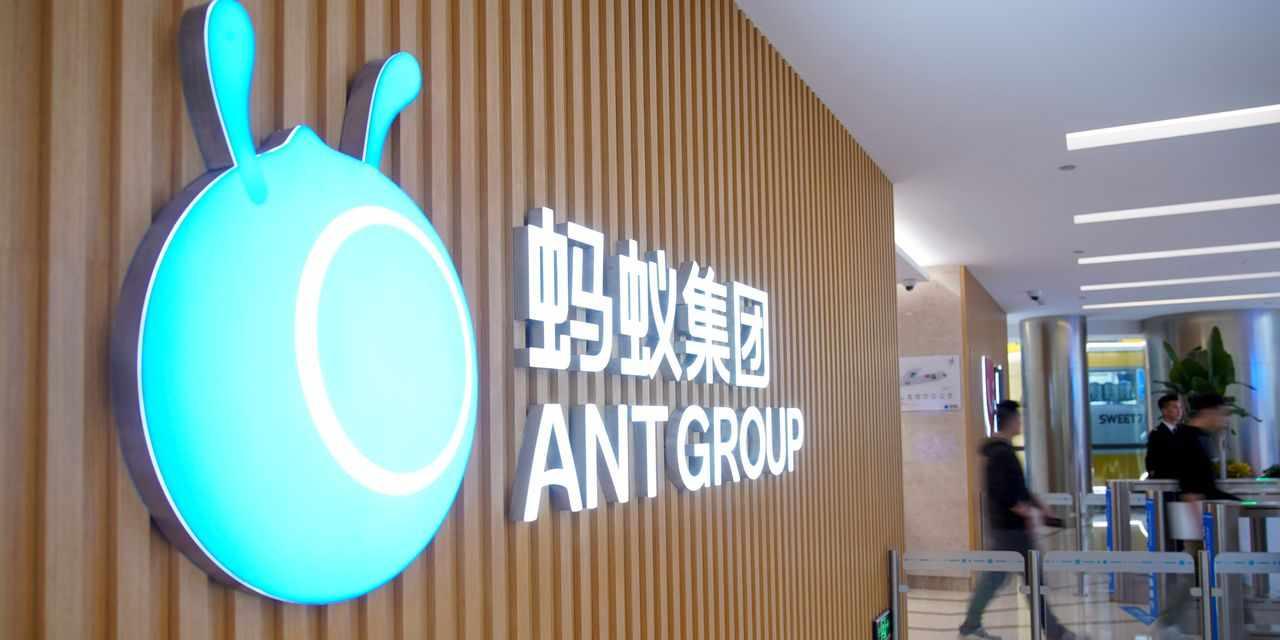 ant regulators chinese summon leaders