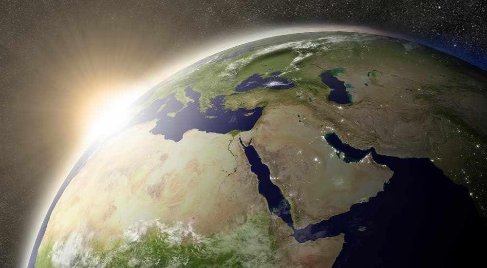 arab economies amf percent