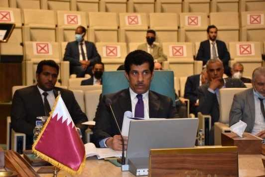arab, transport, qatar, ministers, council,