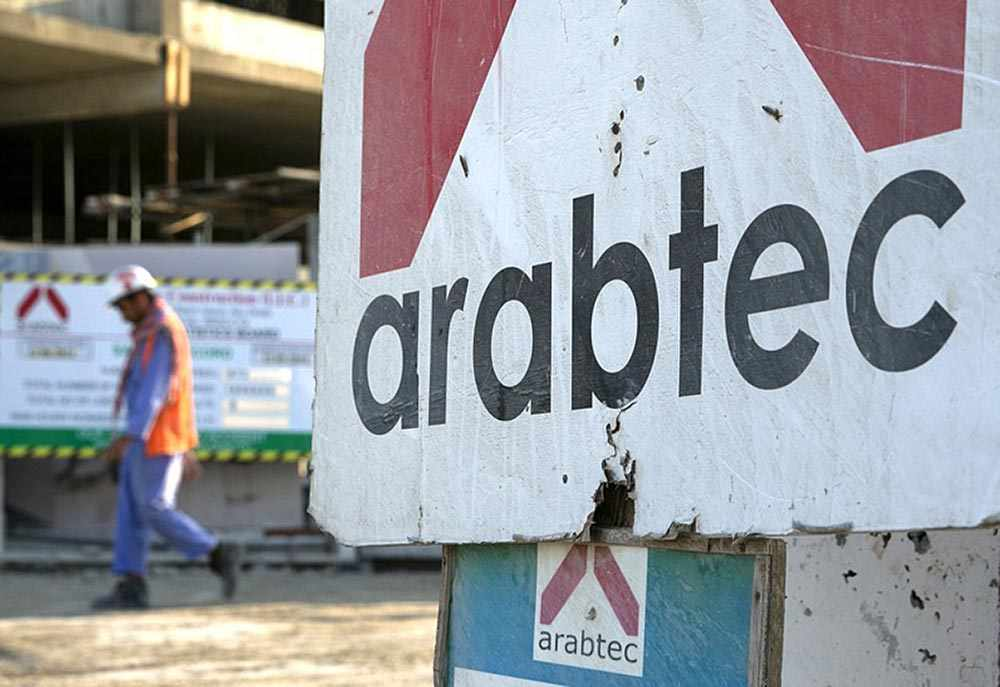 arabtec board liquidation