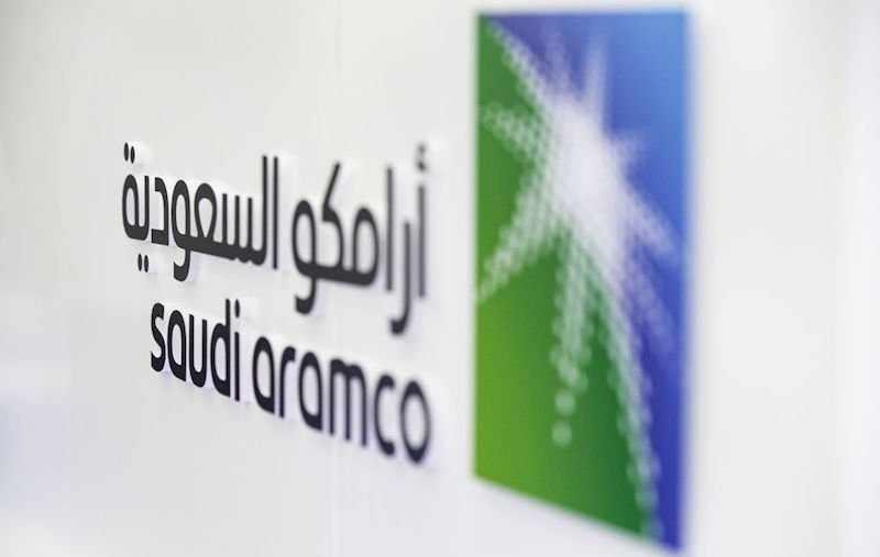 aramco apollo group buyout firm