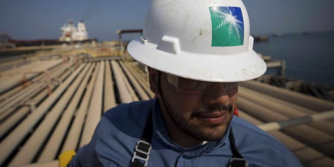 aramco oil stock mirage saudi