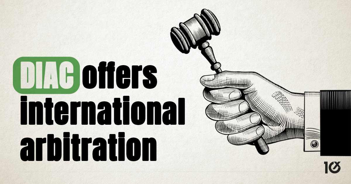 arbitration, international, centre, dubai, diac,