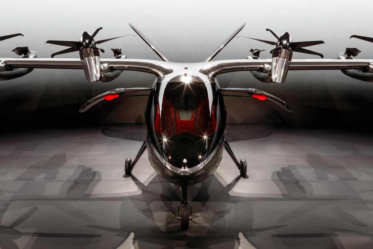 archer aviation electric vertical takeoff