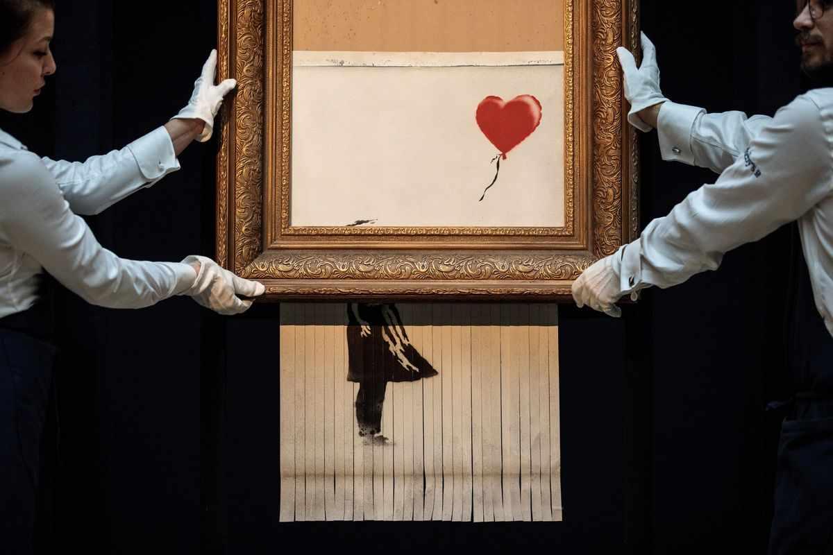auction, sothebys, london, artwork, painting,