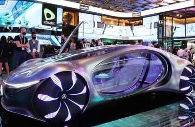 autonomous, etisalat, electric, stand, future,
