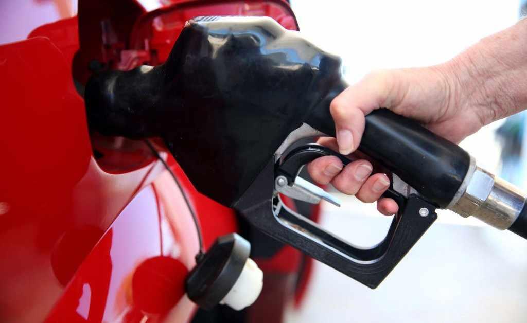 average gallon gas