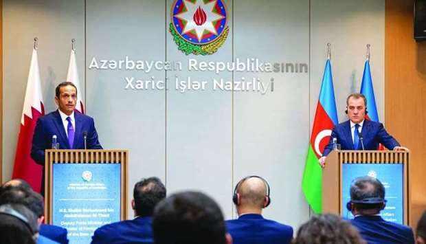 azerbaijan, qatar, prosperity, stability, security,