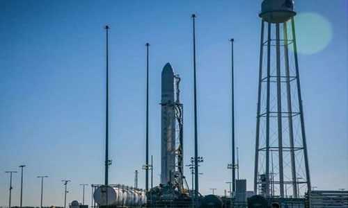 bahrain dhabisat international space station