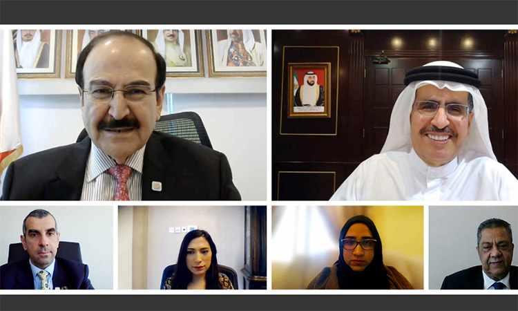 bahrain dubai entities partnership energy