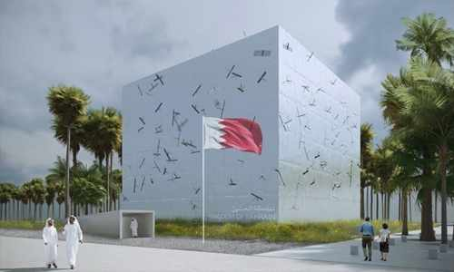 bahrain dubai expo participation tribune
