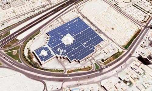 bahrain energy project witness solar