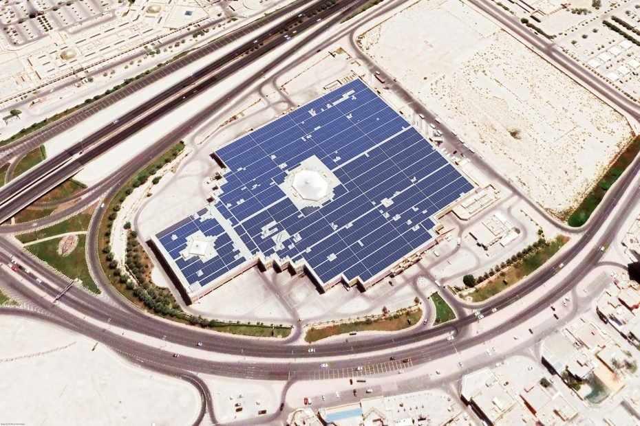 bahrain energy solar majid futtaim