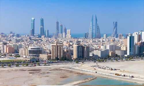 bahrain forecast growth imf economic