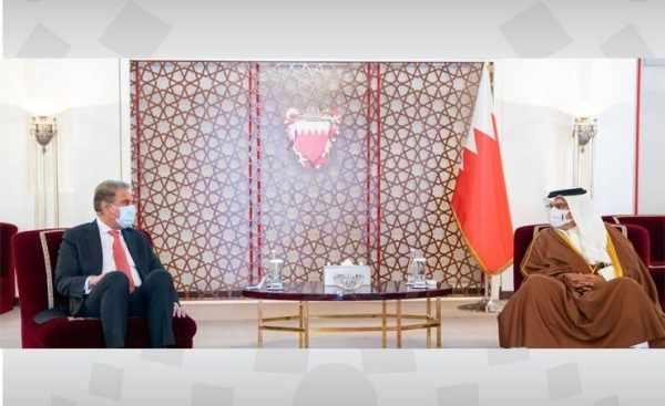bahrain, foreign, pakistan, leaders, countries,