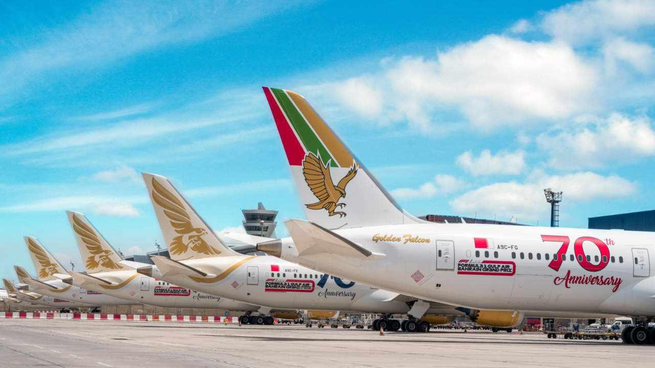 bahrain gulf gulf-air airport terminal