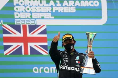 bahrain hamilton wins