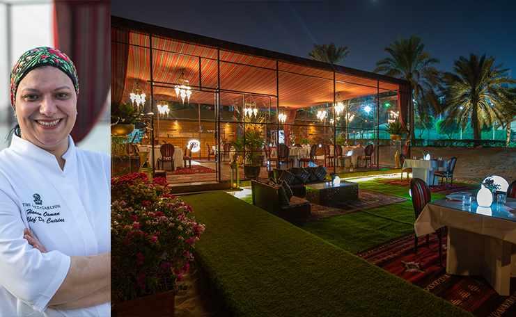 bahrain, hanan, guests, concept, osman,