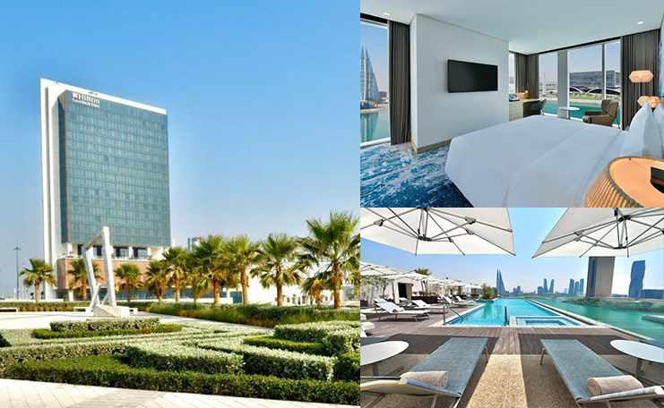 bahrain hilton bay garden inn