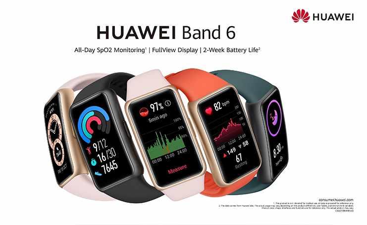 bahrain huawei band monitoring health