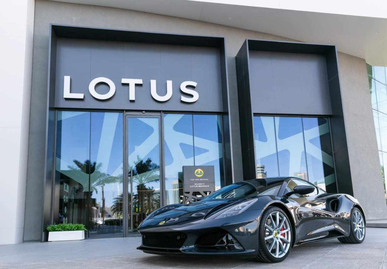bahrain, lotus, showroom, adamas, motors,