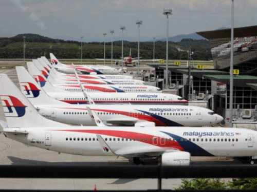 bahrain malaysia airlines boss restructuring