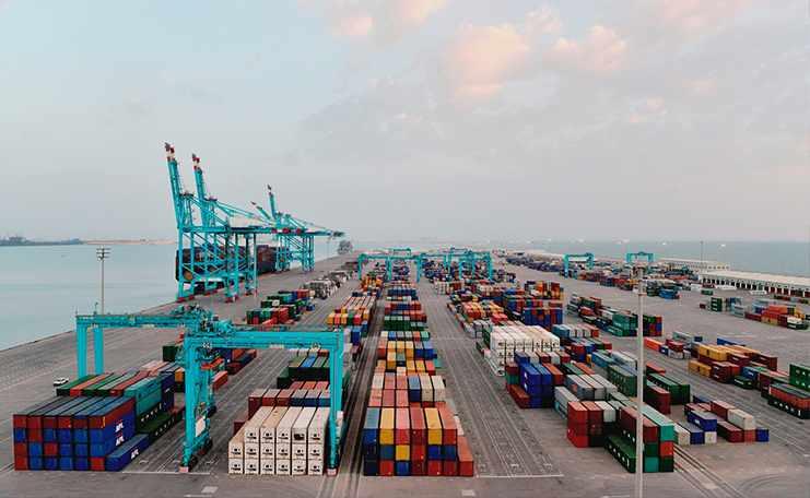 bahrain port voyage uig khalifa