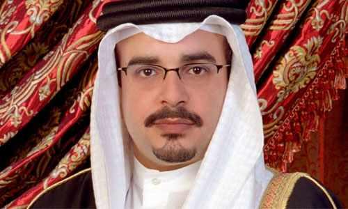 bahrain, prince, hrh, prime, award,