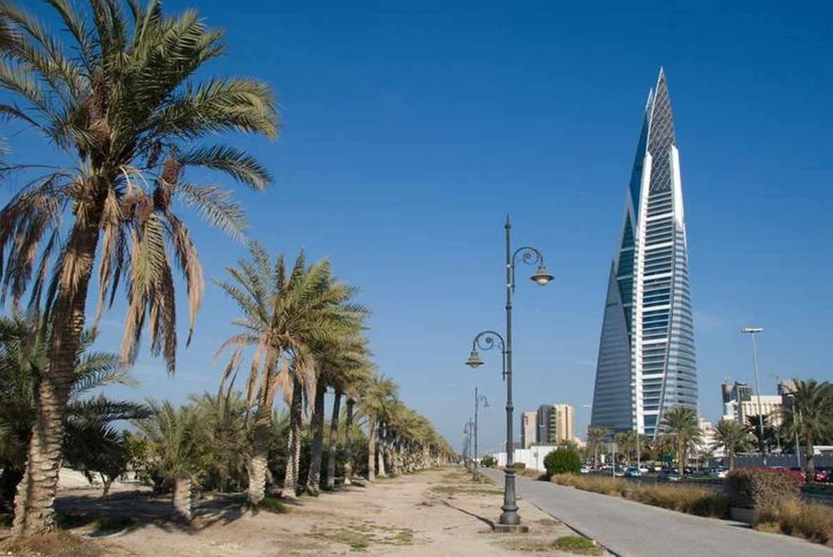 bahrain rebound report diversified