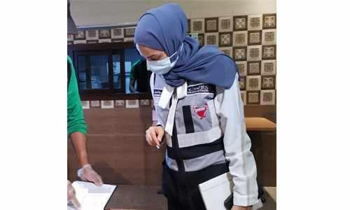 bahrain restaurants ministry covid health