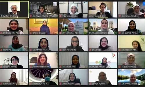 bahrain women role tribune kingdom