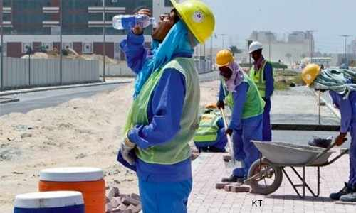 bahrain workers labour international tribune