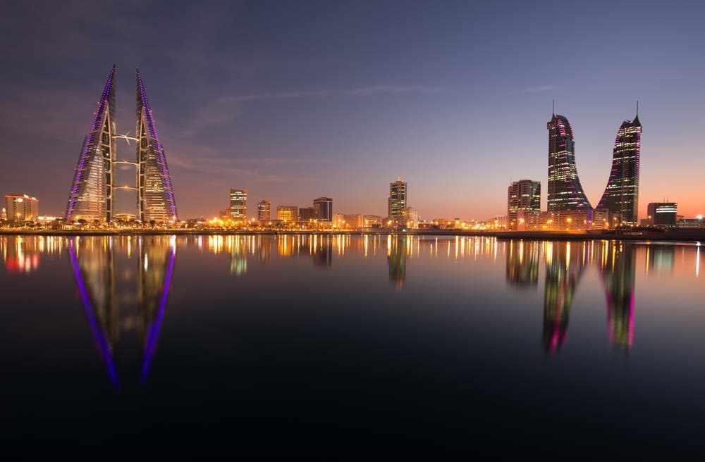 bahrain zain network global percent
