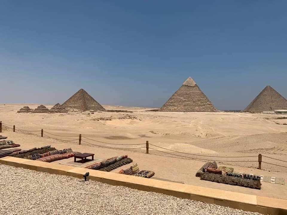 pyramids bank saib plateau orascom